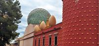 Visit the Dali Museum in Figueres on your Catalonia Cycling Tour - UTracks
