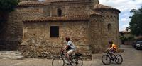 Cycling in medieval villages in Catalonia - UTracks