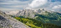 Hiking in the Alps: Trans Tyrol