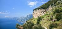 Coastal trails on the Amalfi Coast