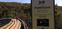Cycle Parenzana Rail Trail on a Croatia and Slovenia holiday - UTracks travel