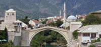 Mostar in Bosnia - combine with Croatia holidays - UTracks travel