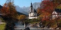 Cycle or walk through the delightful Bavarian countryside
