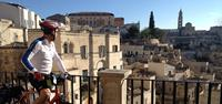 A fantastic view over Matera