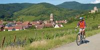Alsace is a delightful first time cycling experience