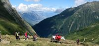 Family walking holidays in The Alps - Mont Blanc - UTracks