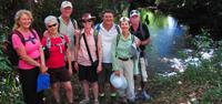 Group on Food Lovers Spanish Camino