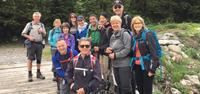 Group on Mont Blanc Guided Walk