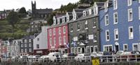 Tobermory on the Island of Mull