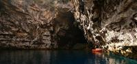 Discover Melissani Cave on your next holiday to the Ionian Islands