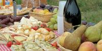 Delicious Tuscan produce, Italy