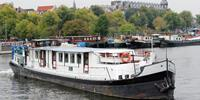 Explore Paris and surrounds on a bike and barge trip