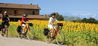 Family cycle in Tuscany