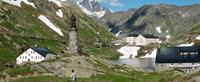 The Via Francigena in Italy starts at St Bernhards Pass - UTracks