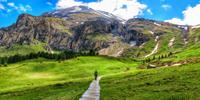 The Italian Dolomites - a walkers paradise