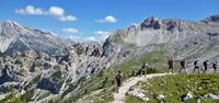 family walking holidays in Europe - UTracks