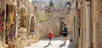 active family holidays_walking in France - Utracks