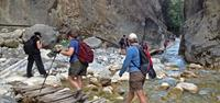 guided walking holidays in Greece - UTracks travel