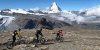 Mountain bikes are built to take you to wilder places