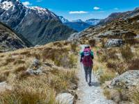 Tramping the Routeburn Track |  <i>Julianne Ly</i>