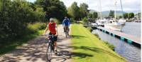 Cycle the Inner Hebrides and the Scottish Highlands on our Scotland Bike & Boat |  <i>Scott Kirchner</i>