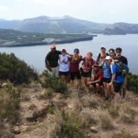 School Group in Sicily   Elizabeth Coston