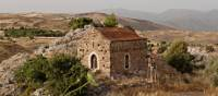 Discover one of the many ancient monasteries during your walk on Cyprus