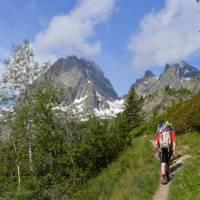 Hiking in the Mont Blanc region | Erin Williams