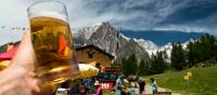 Enjoy creature comforts at the refuges in the Mont Blanc region | Tim Charody