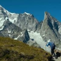 The Mont Blanc region provides inspiring views each day | Tim Charody