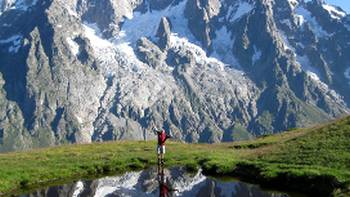 Saxon Ridge, Tour Du Mont Blanc | Ray Wilkinson