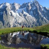Saxon Ridge, Tour Du Mont Blanc   Ray Wilkinson