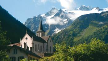 The stunning village of Trient is a day's walk from Chamonix | Sue Badyari