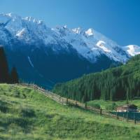 Cycle through the Zillertal valley on your way to Innsbruck from Munich   Mallaun