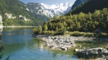 Gosausee and Dachstein, Austria