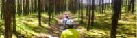 Cycling on the Curonian Spit |  <i>Gesine Cheung</i>