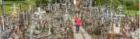 The Hill of Crosses in Lithuania |  <i>Gesine Cheung</i>