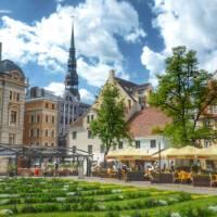 The beautiful Latvian capital of Riga | Gesine Cheung