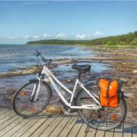 Enjoying the coastal views on Saaremaa Island, Estonia | Gesine Cheung