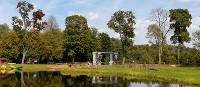 A lock on Augustow Canal on a cycling holiday in Belarus | Alexxx1979