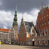 The beautiful Latvian capital of Riga   Andrew Bain