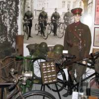 Bicycle museum in Latvia
