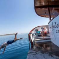 Andela Lora Swimming Platform