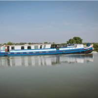 Caprice barge