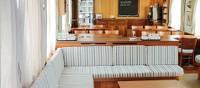 Caprice dining area