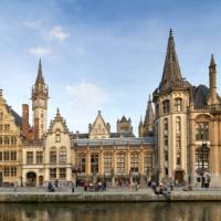 Discover the beautiful medieval architecture of Ghent   Milo Profi