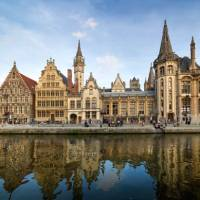 Discover the beautiful medieval architecture of Ghent | Milo Profi