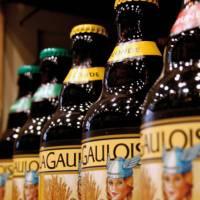 Local beer in Brussels | Julia Xiao