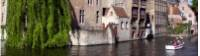The delightful waterways of Bruges