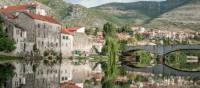 Beautiful Trebinje in Bosnia Herzegovina